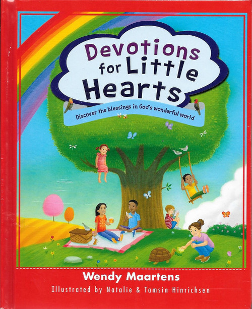 Devotions for Little Hearts.