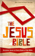 The Jesus Bible - hard cover Bible for ages 9-12 years.