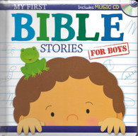 My First BIBLE STORIES For Boys. Shilohz Kids includes 25 songs in CD and printable lyrics.