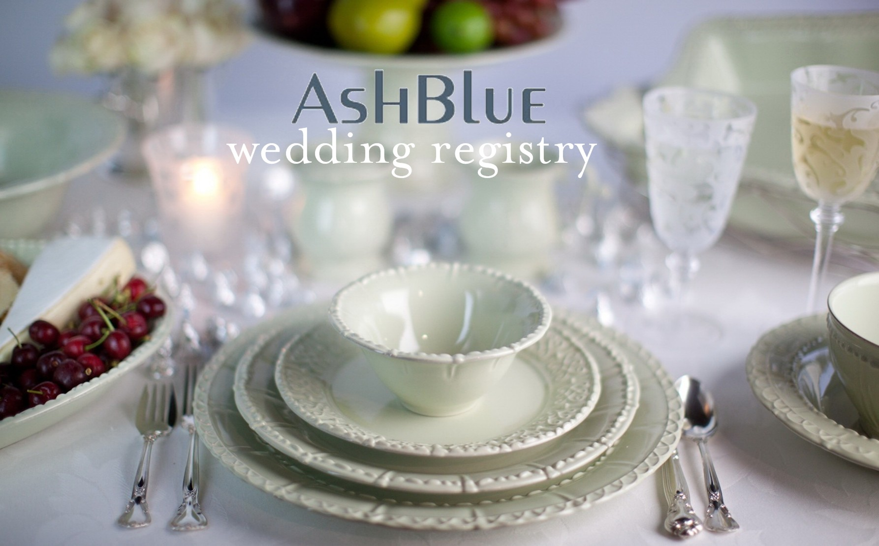 Wedding registry need some fine china everyday dishes glassware towels picture frames candles or maybe even some jewelry for yourself solutioingenieria Image collections