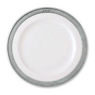 Match White Convivio Dinner Plate