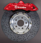 Brembo Carbon Ceramic Brake Kit for Viper Gen 3/4 (2003-2010) - Rear