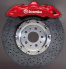 Brembo Carbon Ceramic Brake Kit for Viper Gen 5 (2013-2014) - Rear