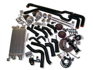 RSI Stage 1 Twin Turbo System for Dodge Viper Gen 2 (1996-2002)
