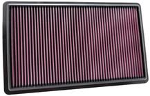 K&N High Flow Replacement Filter for Dodge Viper Gen 4 / 5 (2008-2013)