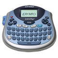 Dymo LetraTag LT100T Desktop Personal Label Maker Blue