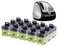 Dymo LabelWriter 450 Turbo Value Pack with FREE PRINTER