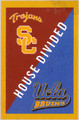 UCLA & USC House Divided