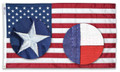 United States Heavyweight Cotton Flag by Annin