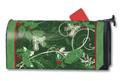 Christmas Scrolls Mail Wrap
