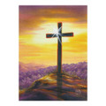 Evergreetings, Cross Sunset