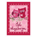 EverGreetings, Owl always love you