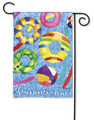 Pool Fun Garden Flag