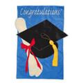 Graduation Congratulations Garden Flag