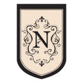"""Monogram """"N"""""""