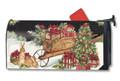 Winterberry Cart Mailwrap