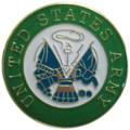 Army Emblem Lapel Pin