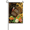 Harvest Greetings Garden Flag