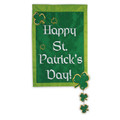 Saint Patrick's Day Garden Flag