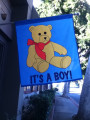 "Teddy Bear - ""It's a Boy"""