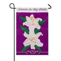 Always In My Thoughts Garden Flag