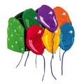 Balloons Mailbox Cover