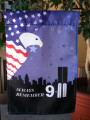 Always Remember 9/11 Garden Flag