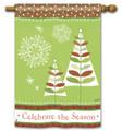 Celebrate the Season DS Standard Flag