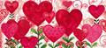 Valentine Insert mat