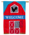 Barn Welcome