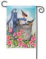 Birds of Spring Garden Flag