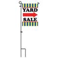 Yard Sale Flag and Stand Set