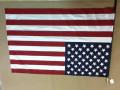 "24"" X 36"" U.S. Poly Mounted Flag"