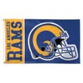 Retro Classic Los Angeles Rams Deluxe 3' x 5' Flag
