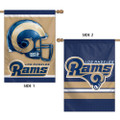 Los Angeles Rams Two-Sided Banner