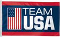 3' x  5' Team USA Logo