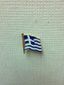 Greece Single Lapel Pin