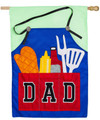 Dad's Grill Tools Banner