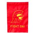 University of Southern California Applique Garden Flag