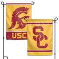 2-Sided USC Garden Flag