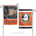 2-Sided Anaheim Ducks Garden Flag