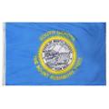 """12"""" x 18"""" South Dakota Flag"""