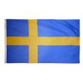 """12"""" x 18"""" Sweden Flag"""