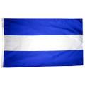 """12"""" x 18"""" El Salvador Flag (Civil- No Seal)"""
