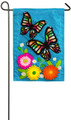 Butterfly Beauty Garden Flag