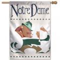 "28"" x 40"" Notre Dame Flag"