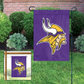 Minnesota Vikings Garden/Window Flag