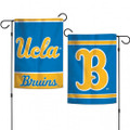 2 - Sided UCLA Bruins Garden Flag