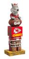 Tiki Tiki Totem, Kansas City Chiefs