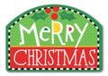 Merry Christmas Yard Design